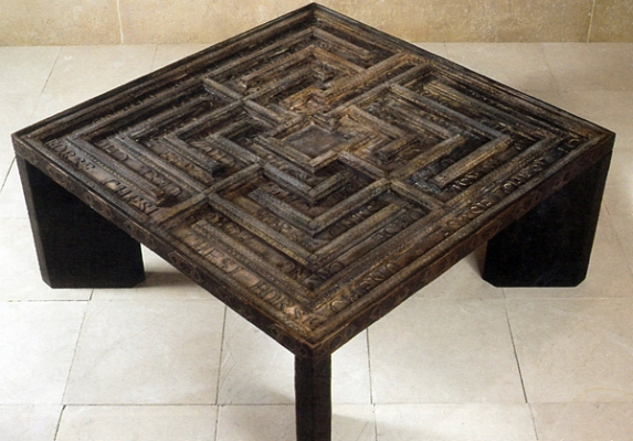 Labyrinth Coffee Table